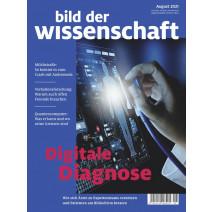 bdw Ausgabe 8/2021: Digitale Diagnose