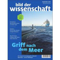 bdw Ausgabe 9/2021: Griff nach dem Meer