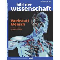 bild der wissenschaft Sonderband 2019/2020 DIGITAL: Werkstatt Mensch