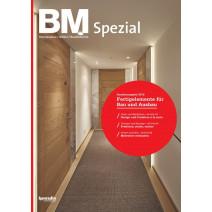 BM Spezial 2019: Hotel- und Objekttüren