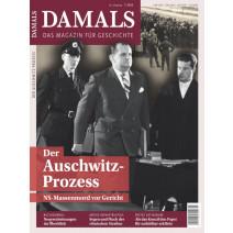 Damals Digital Ausgabe 07/2020: Der Auschwitz-Prozess