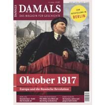 DAMALS 10/2017: Oktober 2017