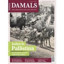 DAMALS 11/2017: Juden in Palästina