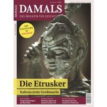 DAMALS digital 01/2018: Die Etrusker