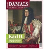 DAMALS DIGITAL 07/2018: Karl II.