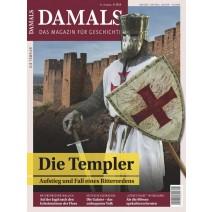 DAMALS DIGITAL 08/2018: Die Templer