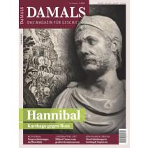 DAMALS DIGITAL Ausgabe 01/2020: Hannibal
