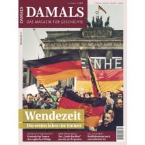 DAMALS DIGITAL Ausgabe 02/2020: Wendezeit