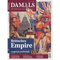 Damals DIGITAL Ausgabe 03/2020: Britisches Empire
