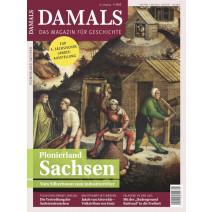 Damals Digital Ausgabe 05/2020: Pionierland Sachsen