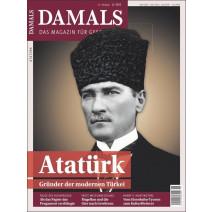 Damals digital Ausgabe 11/2020: Atatürk Gründer der modernen Türkei/2020