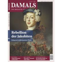 Damals digital Ausgabe 01/2021: Rebellion der Jakobiten