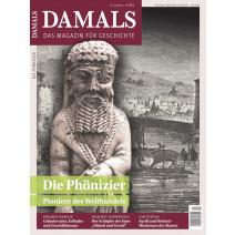 Damals digital Ausgabe 04/2021 Die Phönizier
