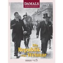 DAMALS Sonderband 2018: Die Republik von Weimar