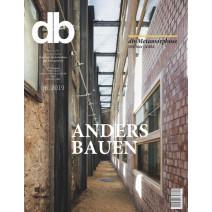 db digital Ausgabe 06/2019: Anders bauen!