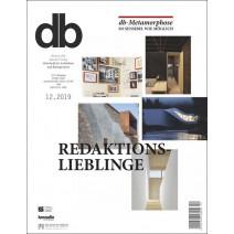 db Ausgabe 12/2019: Redaktionslieblinge