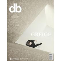 db Ausgabe 01/2020: GREIGE