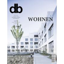 db Ausgabe 04/2020: Wohnen