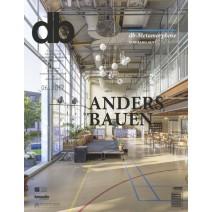 db 06/2017: Schwerpunkt Anders bauen