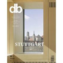 db digital Ausgabe 10/2017: Stuttgart
