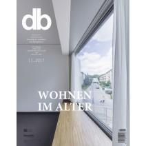 db Ausgabe 11/2017: Wohnen im Alter