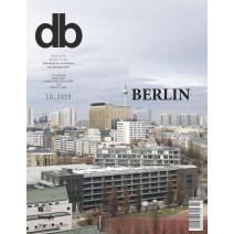 db Ausgabe 10/2019: Berlin