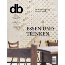db digital Ausgabe 01/2020: ESSEN UND TRINKEN
