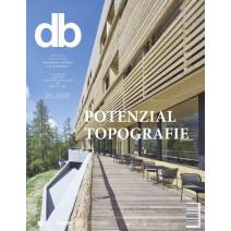 db Ausgabe 05/2020: Potenzial Topographie