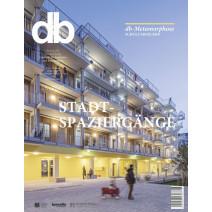db digital Ausgabe 06/2020: Stadtspaziergänge