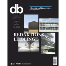 db digital Ausgabe 12/2020