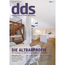 dds DIGITAL Ausgabe 10/2019: Renovieren und sanieren