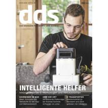dds DIGITAL Ausgabe 08/2020: Elektrowerkzeuge