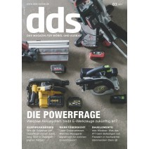 dds 03/2017 digital: Elektrowerkzeuge