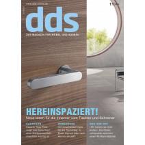 dds DIGITAL Ausgabe 11/2019: Innentüren