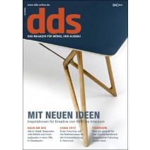 dds Ausgabe 04/2015: Inspirationen für Kreative von IMM bis Interzum