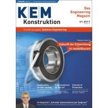 KEM Sonderausgabe Systems Engineering 01/2017