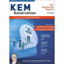 KEM Sonderausgabe 7/2018: Systems Engineering