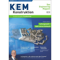KEM Sonderausgabe 8/2018: Fluidtechnik