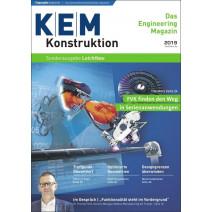 KEM Sonderausgabe 6/2019: Leichtbau