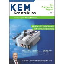 KEM Sonderausgabe 8/2019: Mobile Maschinen