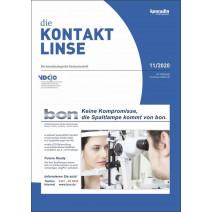 Die Kontaktlinse Ausgabe 11/2020