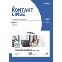 Die Kontaktlinse DIGITAL Ausgabe 6/2021