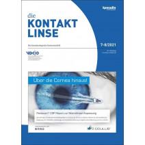 Die Kontaktlinse Ausgabe 7-8/2021