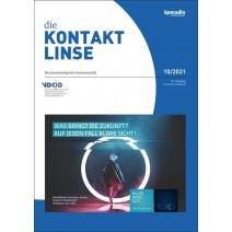 Die Kontaktlinse DIGITAL Ausgabe 10/2021