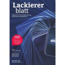 Lackiererblatt Ausgabe 06/2019