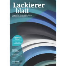 Lackiererblatt DIGITAL 01/2020