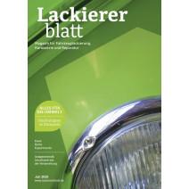 Lackiererblatt Ausgabe 04/2020