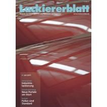 Lackiererblatt Ausgabe 04.2017