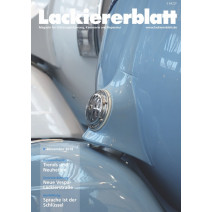 Lackiererblatt Ausgabe 06/2018