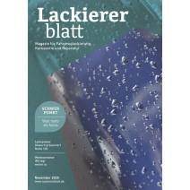 Lackiererblatt Ausgabe 06/2020
